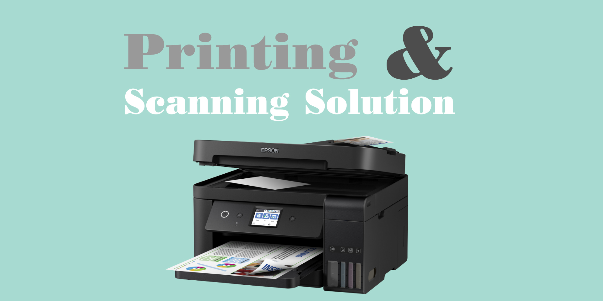 Printing-&-Scanning-Solution