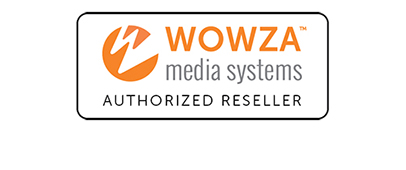 Wowza Authorized Reseller